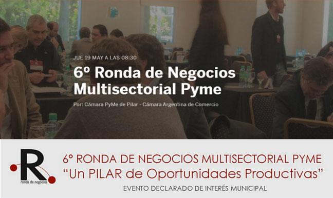 Ronda de negocios Multisectorial PYME